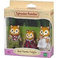 Sylvanian Families - 5215 - Panda Roux - Mini-Poupée