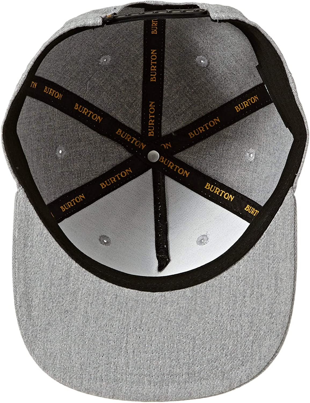 Burton Underhill Twill Snapback Hat Cap