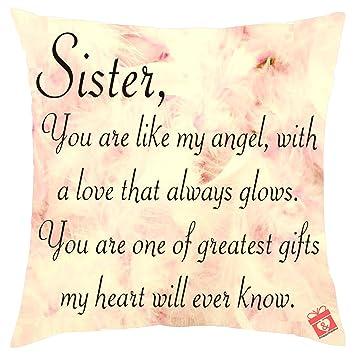 ME&YOU Return Gifts for Sister, Rakhi Gifts for Sister, Rakshabandhan Gifts, Birthday Gifts, for Sister IZ18NSCU-079