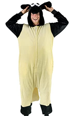 Variant Yes, Adult animal costume sheep this