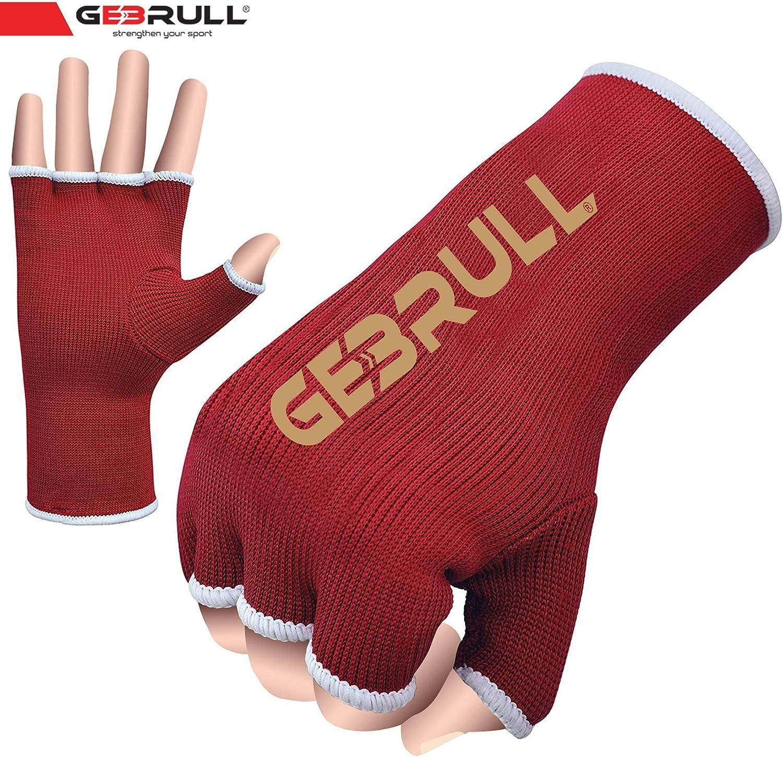 Gebrull Mens Unisex MMA Inner Boxing Gloves Martial Arts Hand Wraps Fist Bandages Thai Muay PC 82710