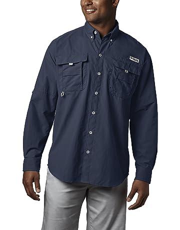 3f3baf79e5eed9 Columbia Men s PFG Bahama II Long Sleeve Shirt
