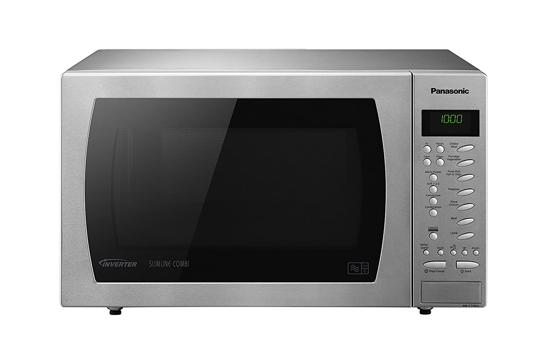 Panasonic NN-CT585SBPQ Combination Microwave, 27 L, 1000 W - Silver
