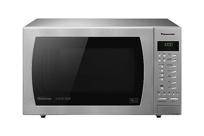 panasonic nn ct585sbpq combination microwave 27 l 1000 w silver rh amazon co uk 2008 Panasonic Inverter Microwave Manual 2008 Panasonic Inverter Microwave Manual