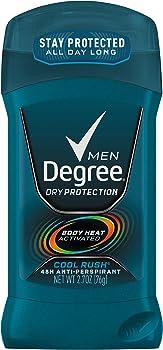 6-Pk. Degree Men Dry Protection Antiperspirant