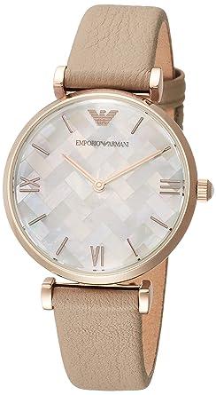 best website bc54c 9d620 Amazon | [エンポリオ アルマーニ]EMPORIO ARMANI 腕時計 GIANNI ...