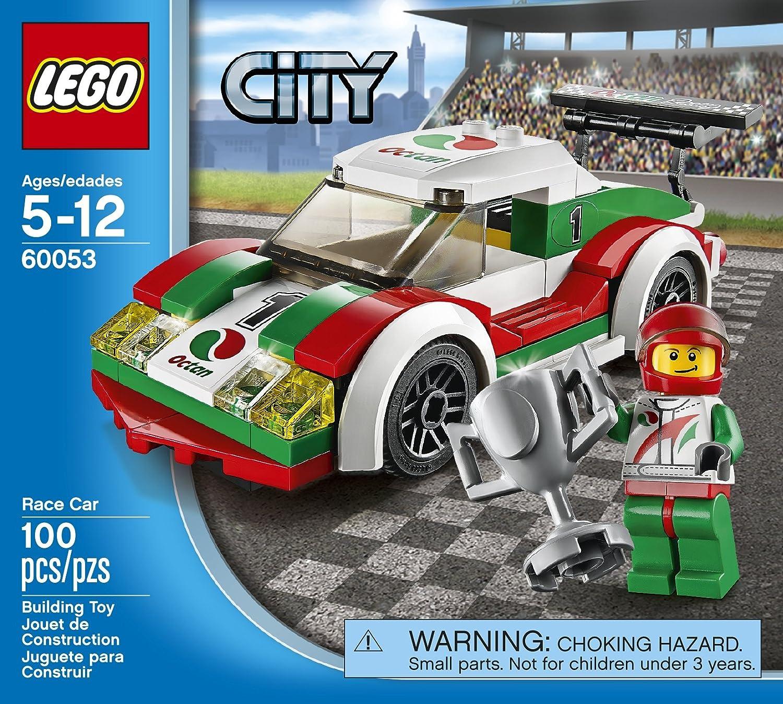 Amazon LEGO City Race Car Toys & Games