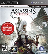 Assassins Creed III - PlayStation 3 - Standard Edition