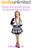 From the Board Room to Boarding School (Gender Swap Age Regression)