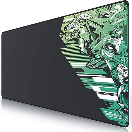 Csl Xxl Mauspad Gaming Titanwolf 900 X 400mm Xxl Elektronik