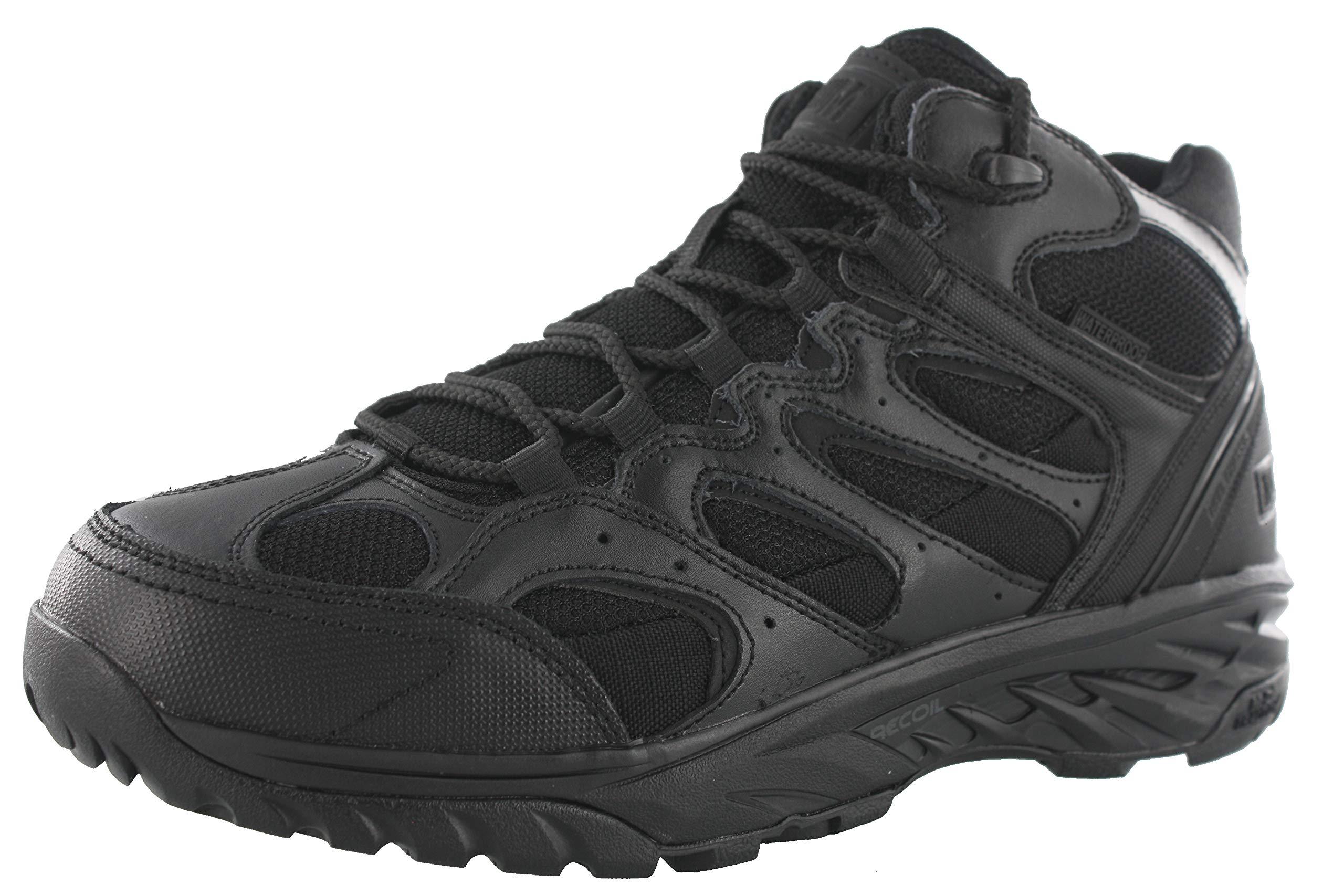 Magnum Men's, Wild Fire Tactical 5.0 Boots Black 9 M