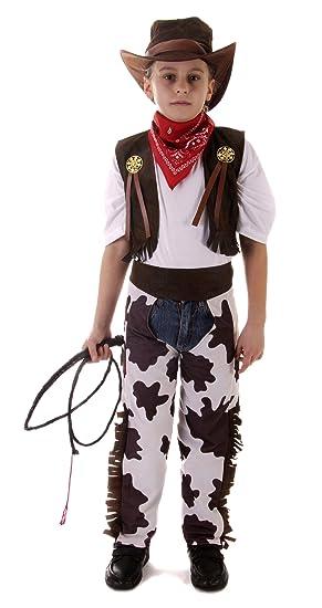 Boys Toys - Disfraz de cowboy para niño 84d6feb9b58