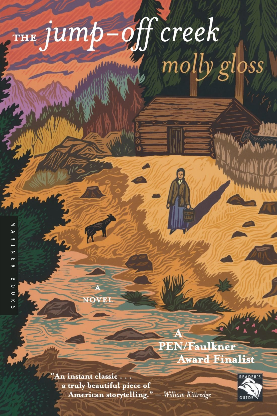 Download The Jump-Off Creek ebook