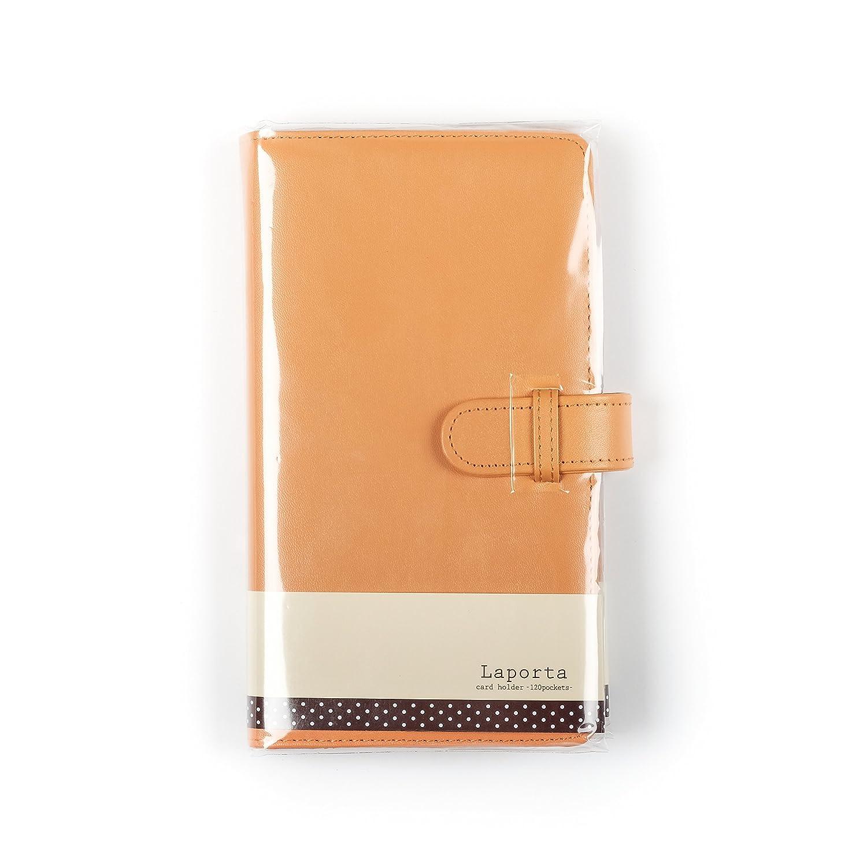 Orange Instax La Porta Mini Film Photo Album