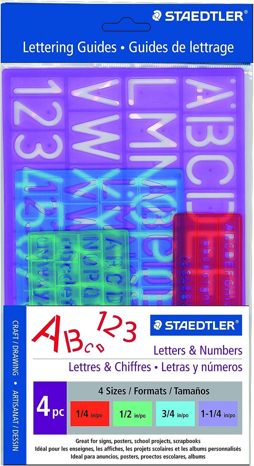 Staedtler Template Drafting Tool (978 45S 02)