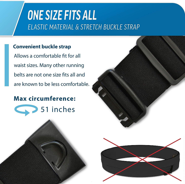 Wrist Wallet Pouch Band Reißverschluss Running Travel Gym Radfahren Safe Neu