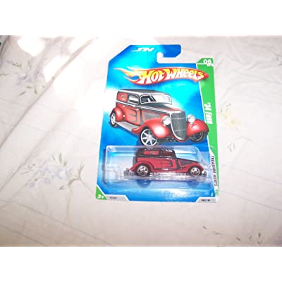 Hot Wheels 2009-048 Treasure Hunts '34 Ford #6/12 1:64 Scale: Toys & Games