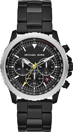 72aa1ae971a6 Amazon | [マイケル・コース]MICHAEL KORS 腕時計 THEROUX MK8643 メンズ ...