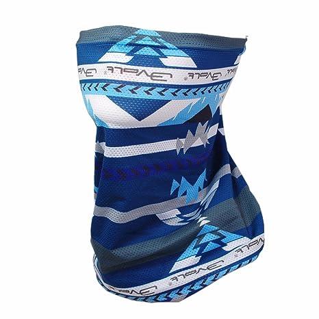 Sonstige Angelsport Buff Cape Blue Sun Halstuch/Fischen Sturmhaube/Angeln Maske