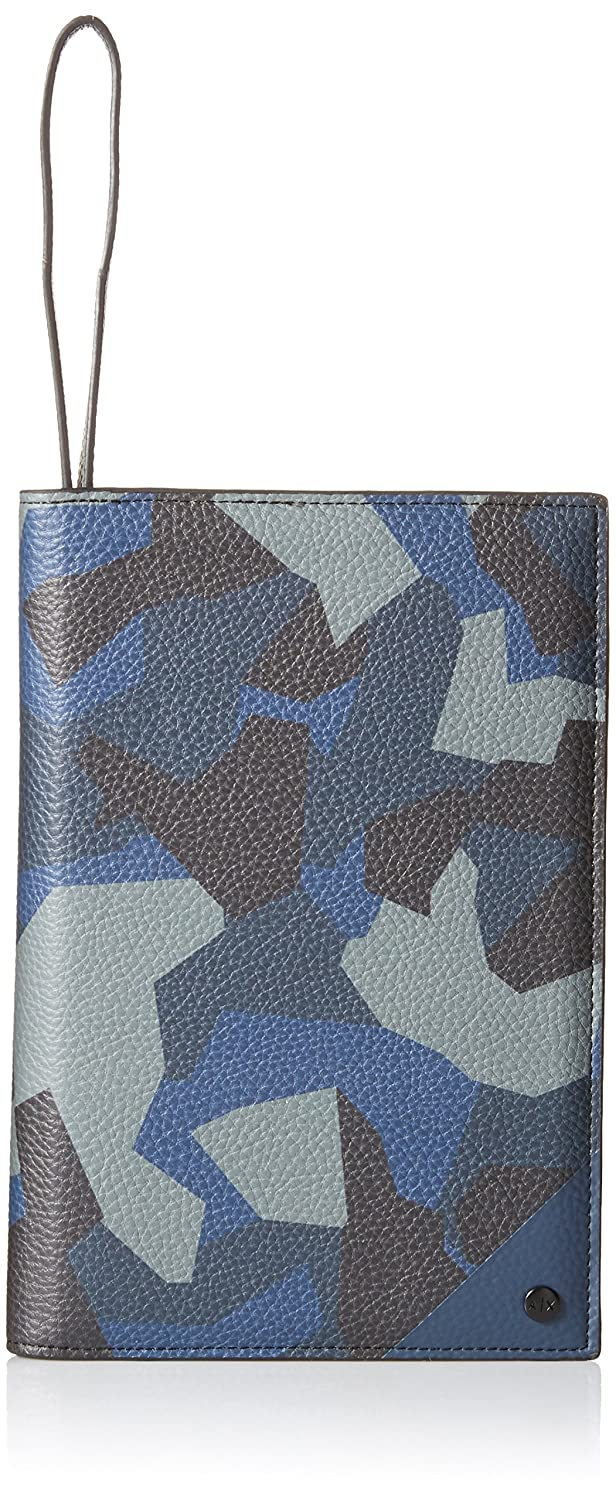 Armani Exchange Men's Oversize Camouflage Wallet 9580387A04040435