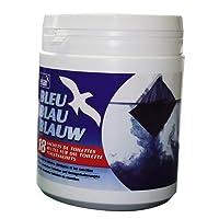 Elsan BL-S18 Produit Additif pour Toilettes Chimiques en Sachets Solubles Bleus Set de 18