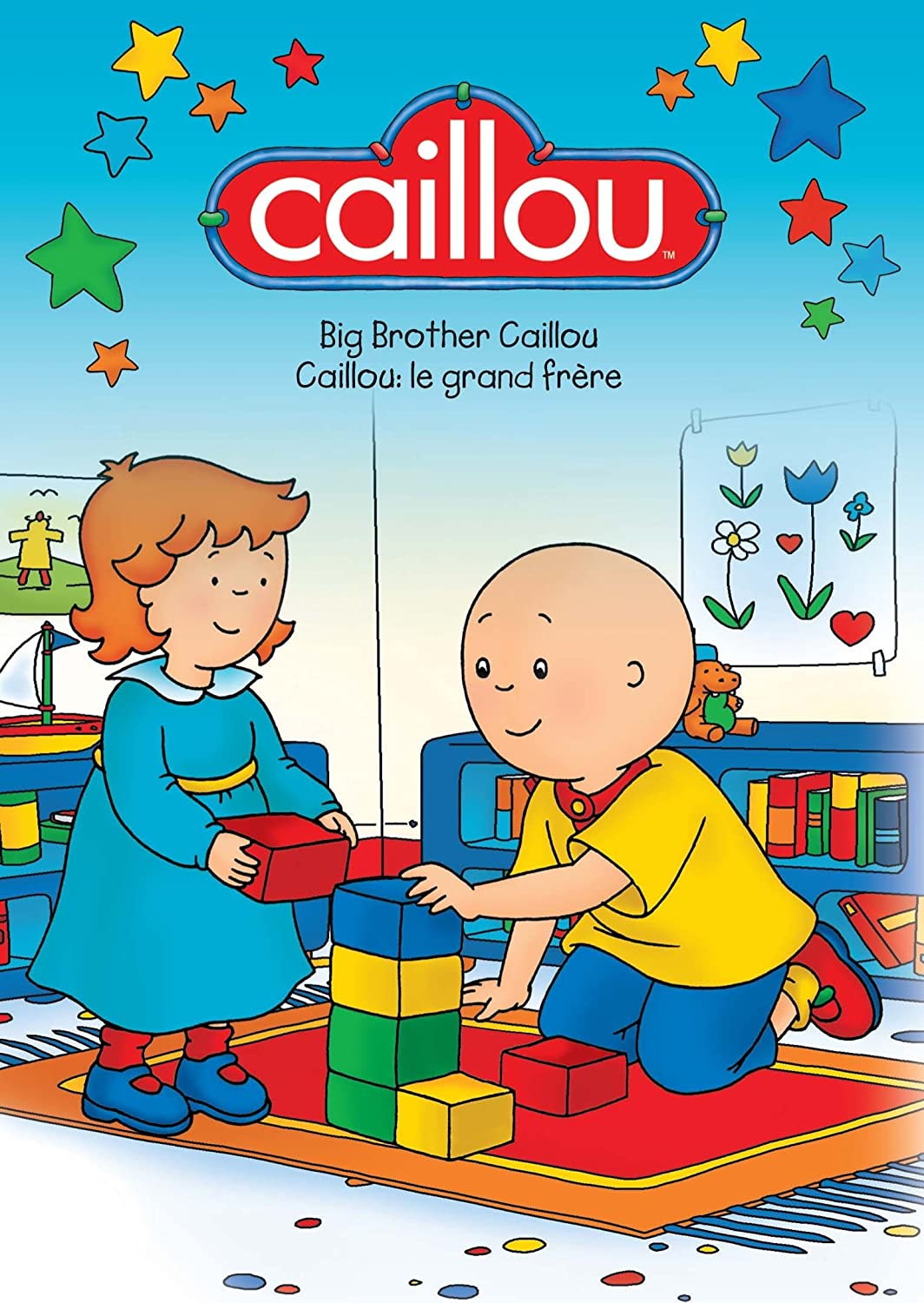 Caillou - Big Brother Caillou / Caillou - le grand frère (Bilingual) eOne Films Distribution Anime & Manga