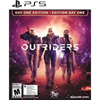 Outriders Day One Edition - 13200 PlayStation 5 Games and Software