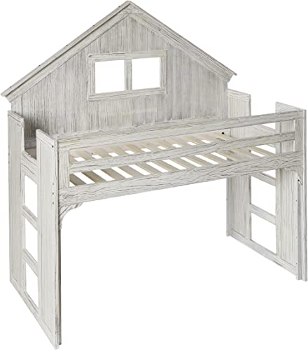Donco Kids Club House Tall Loft Bed