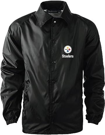 039877426 Dunbrooke Apparel NFL Coaches Windbreaker Jacket