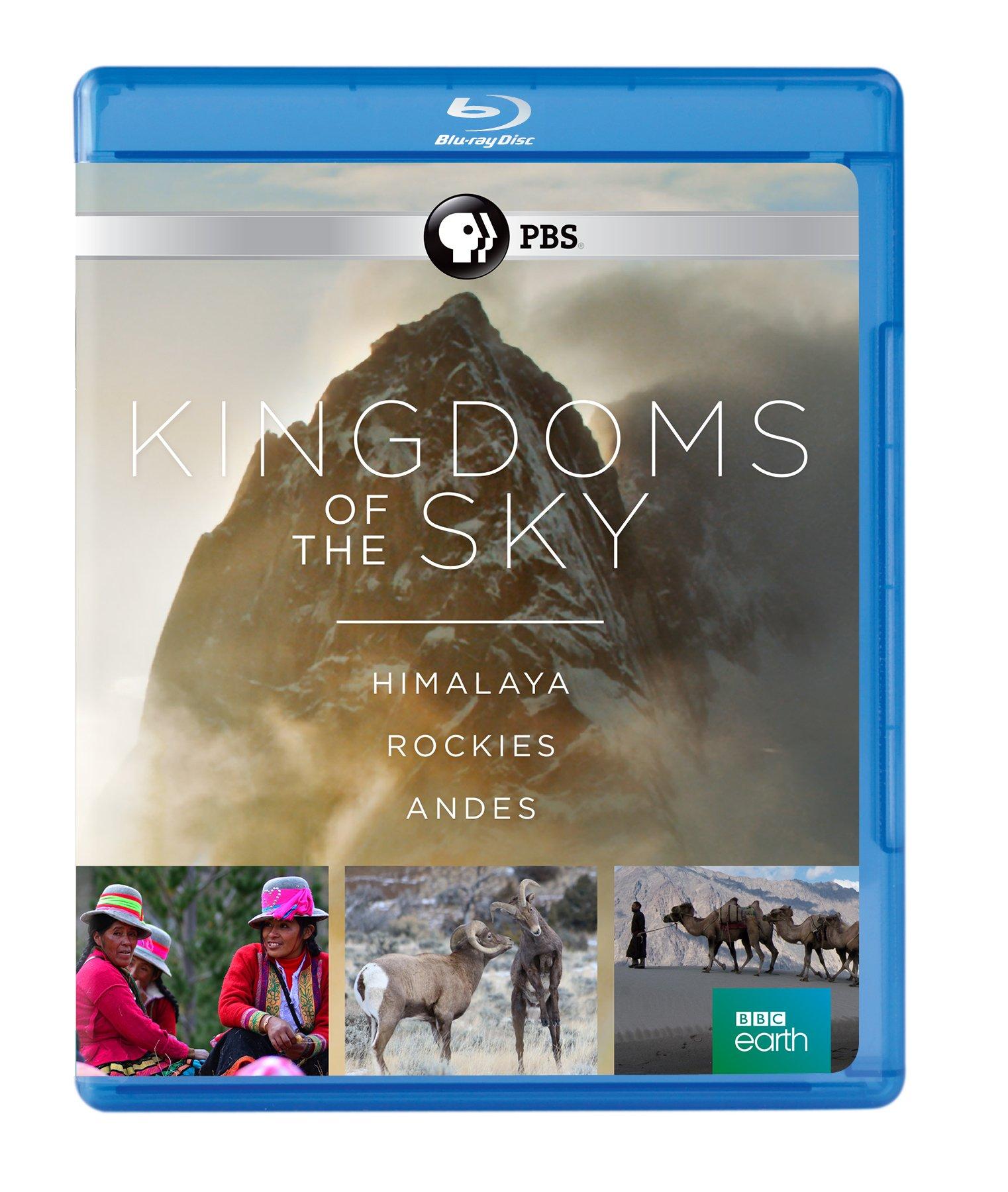 Blu-ray : Kingdoms Of The Sky (Blu-ray)
