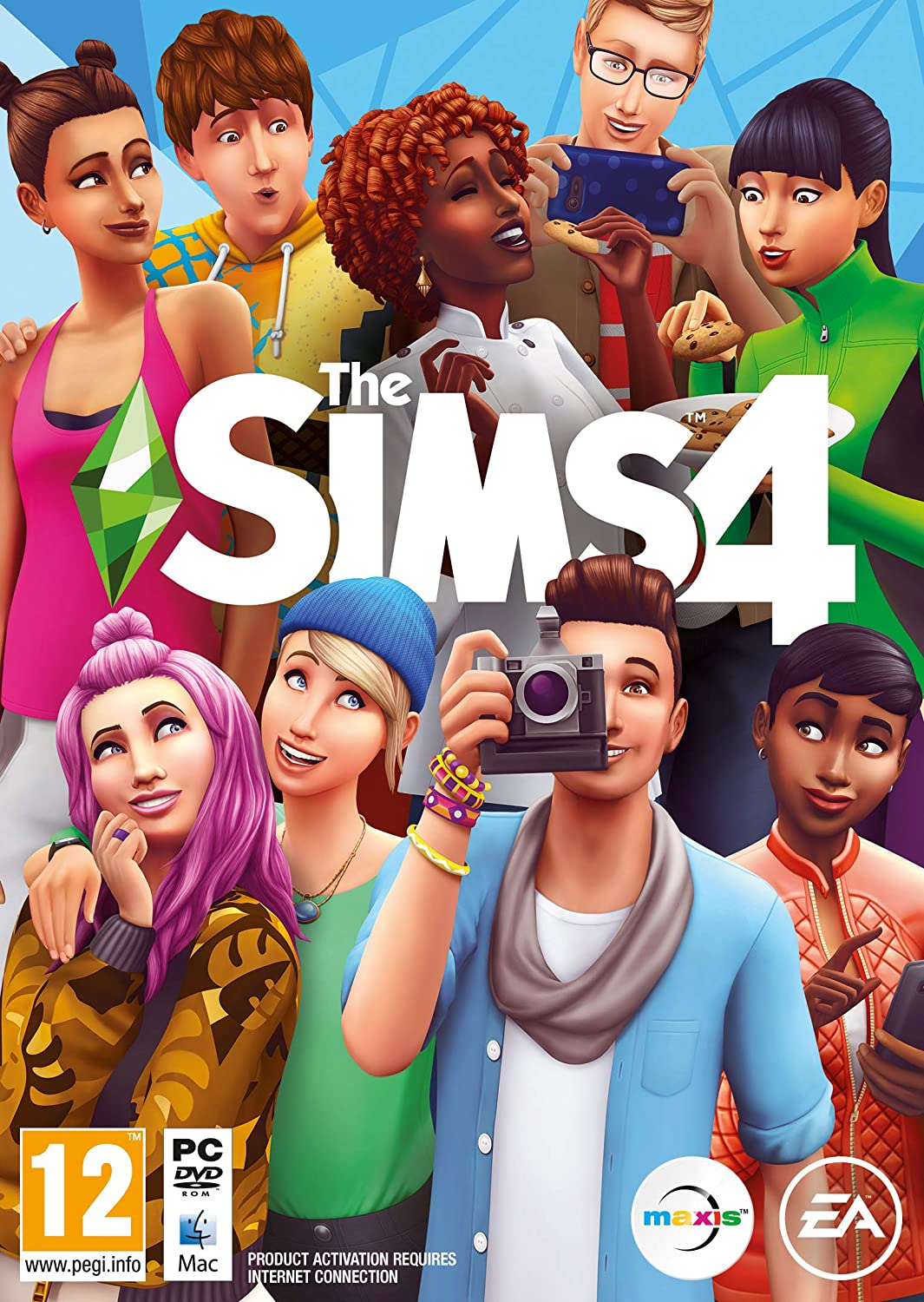 The Sims 4 - Standard Edition [Importación Inglesa]: Amazon.es ...