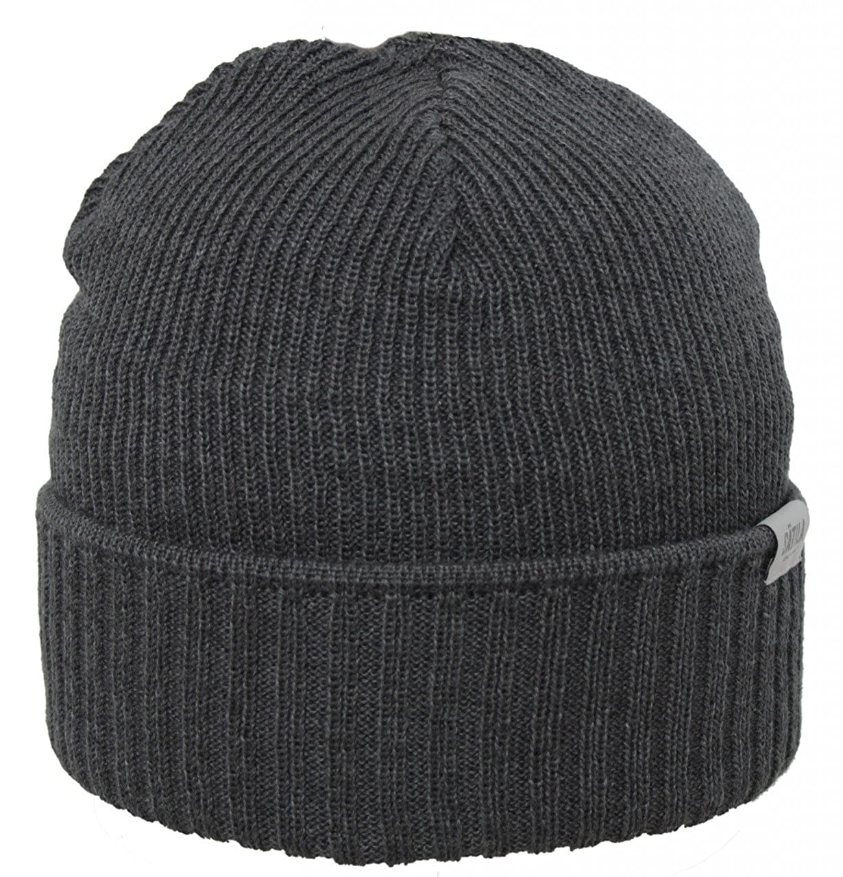 Sätila Fors Mütze Beanie, Farbe:Dark Grey
