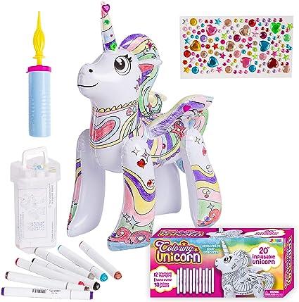 Kid Sewing Kit Unicorn Toys for Girls Unicorn Gifts for Girls Arts and Crafts Unicorn Crafts for Girls Kids Craft Kits Girls Crafts Unicorn Art Kid Crafts for Girls Craft Kits for Girls 2 Kits