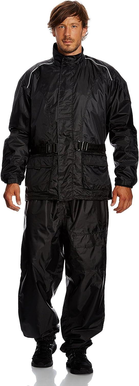 XS Roleff Racewear Pantal/ón Impermeable Negro