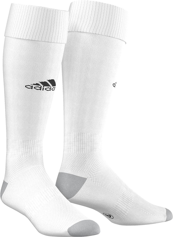 Black//White Adidas Unisex adults Milano 16 Socks 8.5-10 UK 43-45 EU