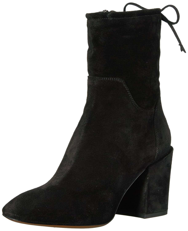 Aquatalia Women's Floria Suede Ankle Boot B06W557LDY 7 B(M) US|Black
