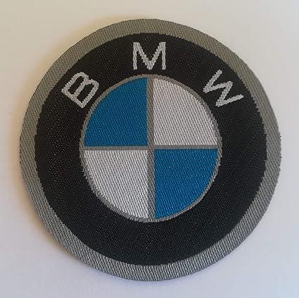 PATCH PATCH BMW Série M Broderie Brodé Fusible cm 9,6 x 3,5