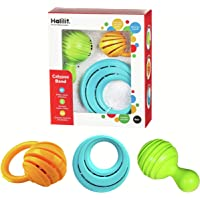Halilit Halilit - Calypso Band Baby Musical Toy, Tropical (Colors May Vary)