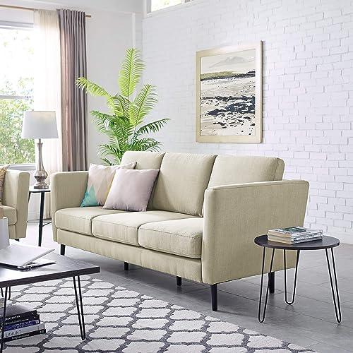 Classic Brands Vancouver High Arm Sofa-Peyton Shell