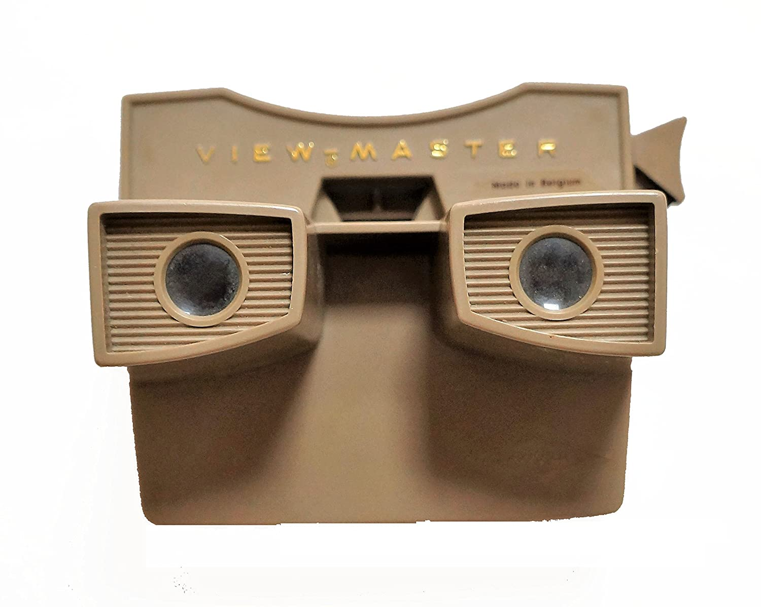 View-Master Vintage 1950s Sawyers Grey 3D Viewer Original Model Made In Belguim Fantastic Condition Fully Working