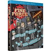 Fire Force: Season 1 - Part 1 [Blu-ray]