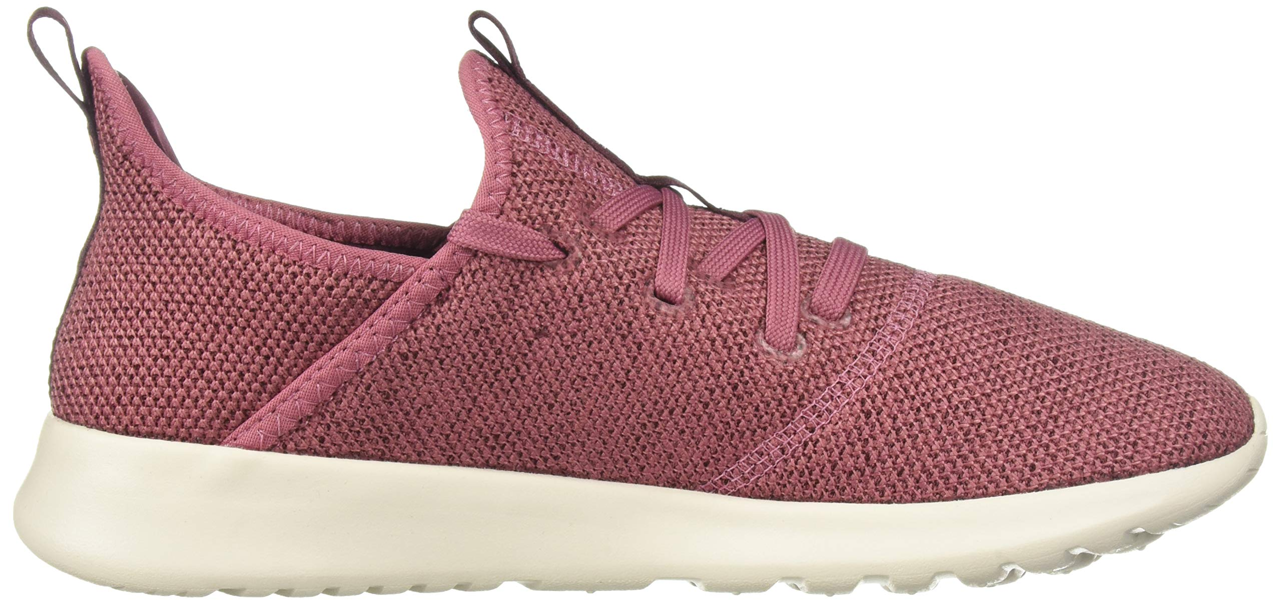 adidas Performance Women's Cloudfoam Pure Running Shoe, Maroon/Maroon/White, 5 M US by adidas (Image #7)