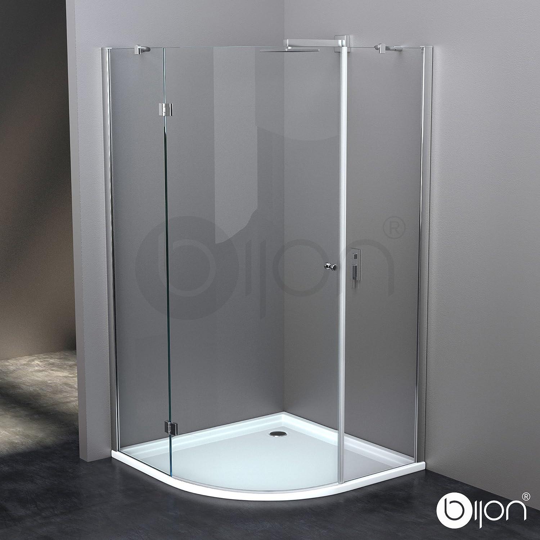 Luxus Design – Mampara de cuarto circular en varios modelos, SR de 009: Amazon.es: Bricolaje y herramientas
