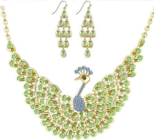Beautiful royal blue angel ear jewelry handmade by me
