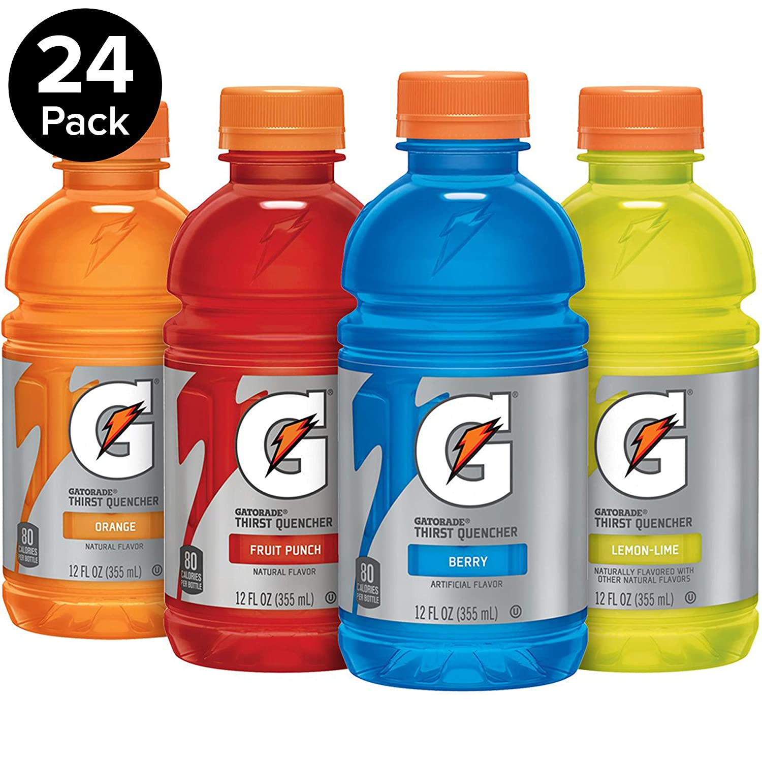 Gatorade 24-Count Variety Pack Only $11.96 Shipped (Just 50¢ Each)