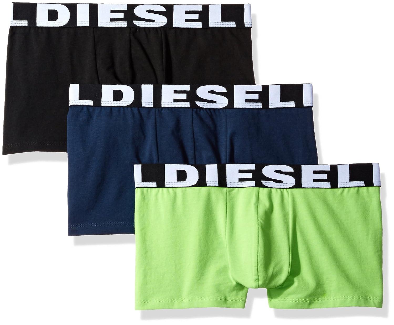 (ディーゼル) DIESEL メンズ ボクサーパンツ 3パックセット UMBX-SHAWNTHREEPACK Boxer 3pack 00SAB20AAMT B01M4M1CEI Large その他2 その他2 Large