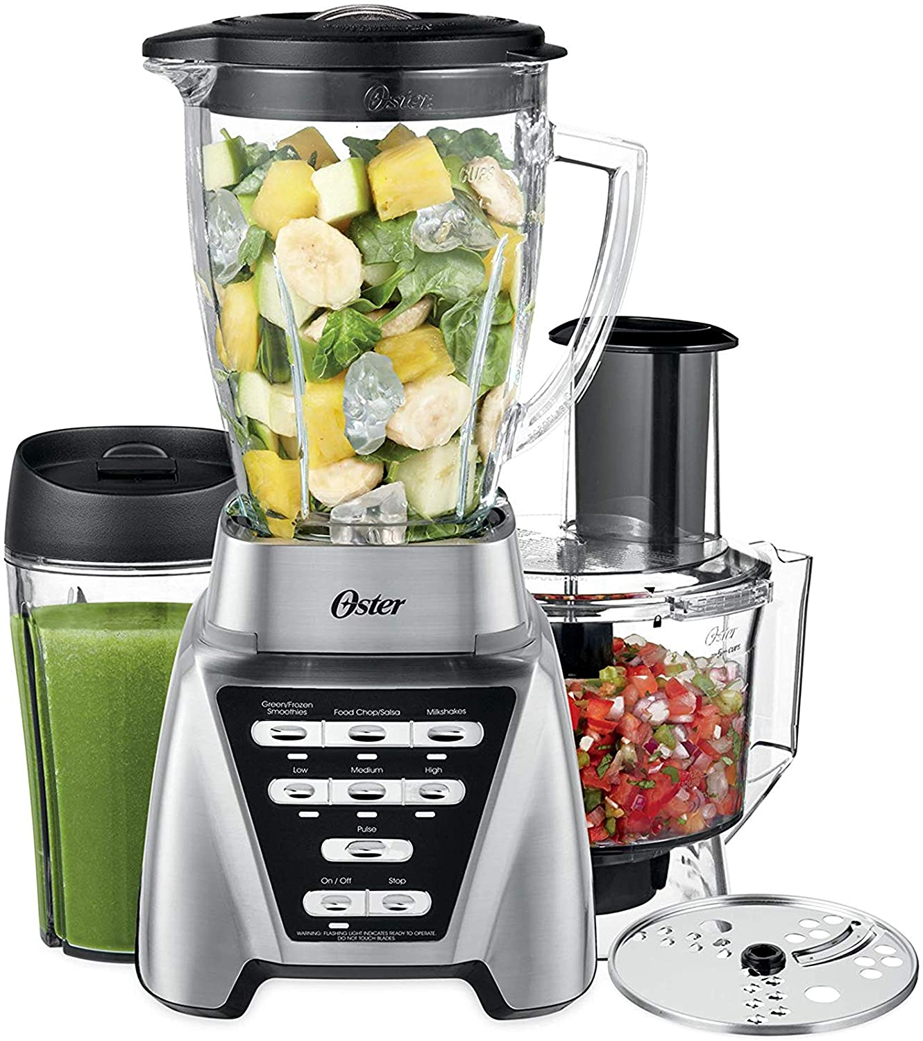 Oster Blender | Pro 1200 with Glass Jar,