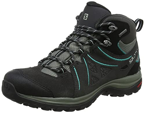 Salomon Women s Ellipse 2 Mid LTR GTX W Hiking and Multisport Shoes ... 332e97bbee6