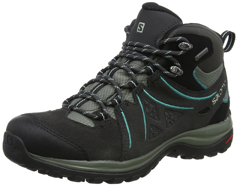 on sale b394e 828f6 SALOMON Ellipse 2 Mid LTR GTX W, Chaussures de Randonnée Hautes Femme  product image