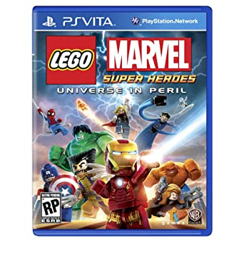 Lego Marvel Playstation Vita Whv Games Video Games